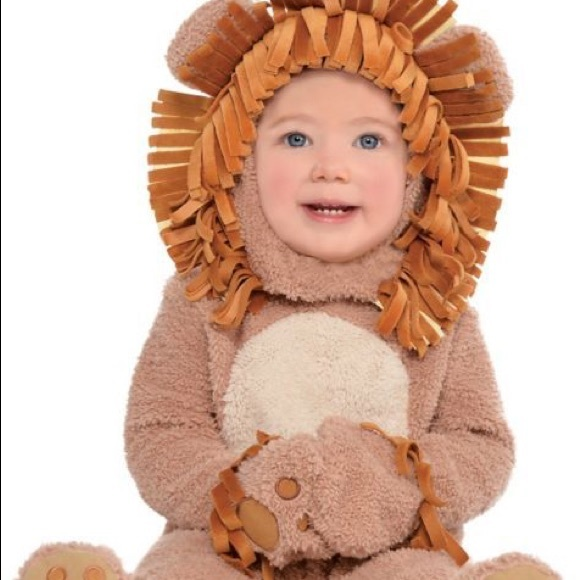Baby Lion Halloween Costume  sc 1 st  Poshmark & Costumes | Baby Lion Halloween Costume | Poshmark